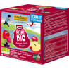 Etuis pomme fruits rouges - 8x90g