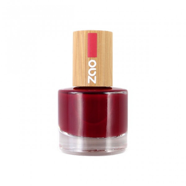 Vernis à ongles n°668 Rouge passion