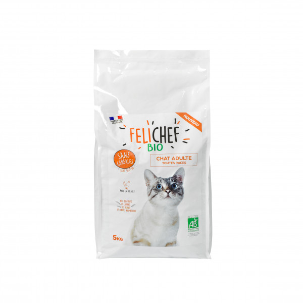Croquette - Chat adulte - 5kg