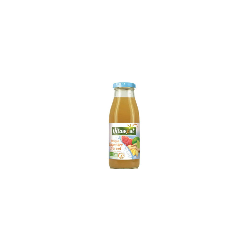 Tonique Gingembre Citron vert - 50cl
