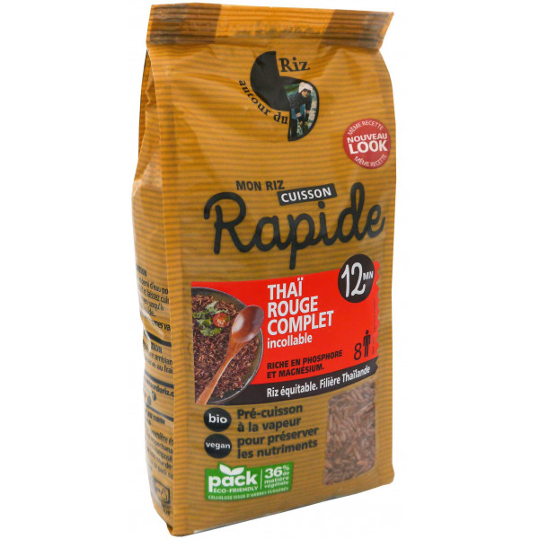 Riz thai rouge - 500g