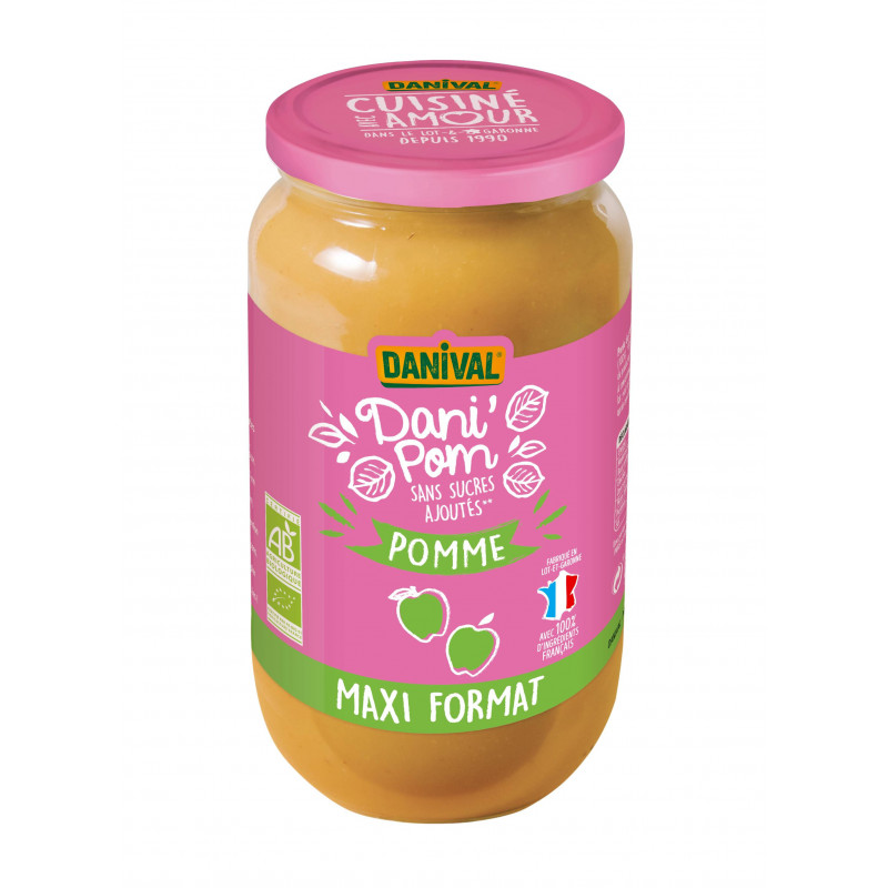 Compote pomme - 1.05kg