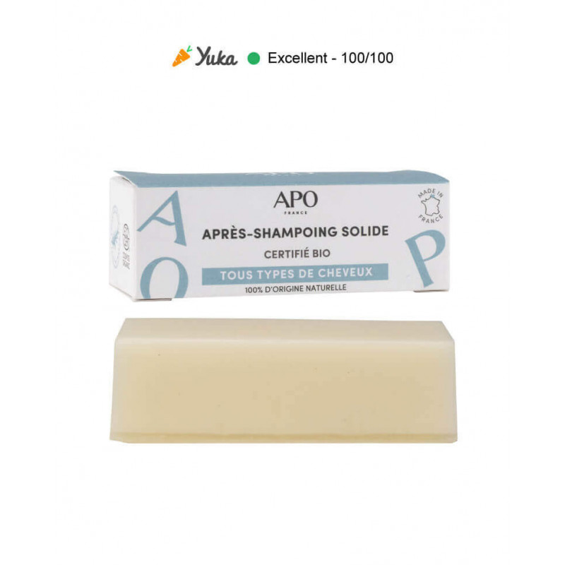 Après-shampoing solide - 50g