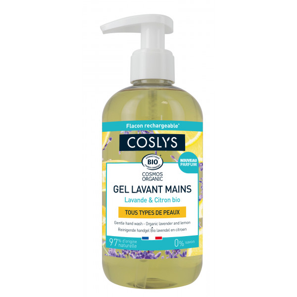 Gel lavant mains lavande - 300 ml