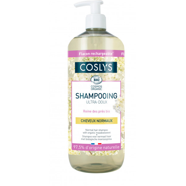 Shampoing cheveux normaux - 1l