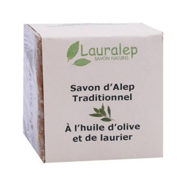 Savon d'alep traditionnel - 200g